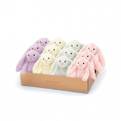 BASHFUL BUNNY SMALL ASSORTED COLORS