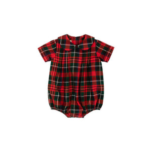 Boone Bubble Jamestown Tartan