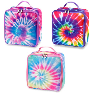 TIE DYE CANVAS BACKPACKS