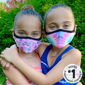 CHILDREN'S FACE MASK (AGES 8+)