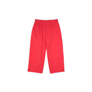 Red Sheffield Pants (Corduroy)