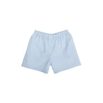 Shelton Shorts Blue Seersucker
