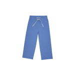 Sunday Style Sweatpants Barbados Blue with Buckhead Blue