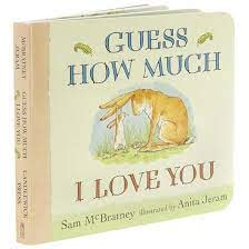 Guess How Much I Love You-Board Book