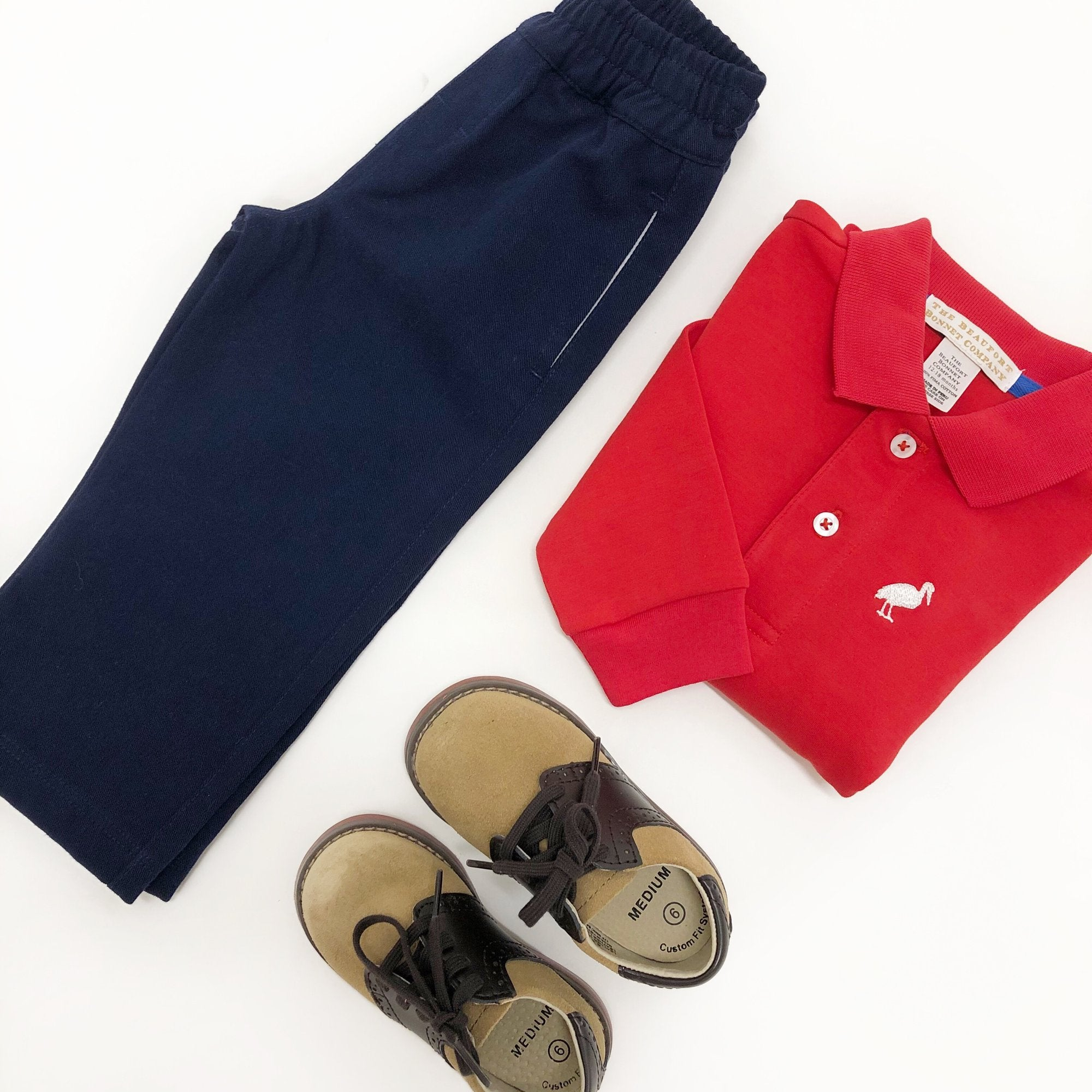 Sheffield Pants Nantucket Navy