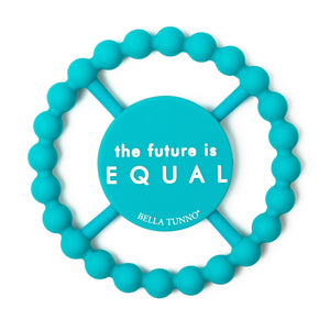THE FUTURE IS EQUAL TEETHER