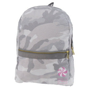 PRINTED MEDIUM BACKPACKS
