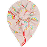 Rainbows Headwrap Pink