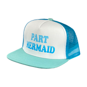 TRUCKER HATS PART MERMAID