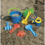 4 PC BEACH BUCKET SET
