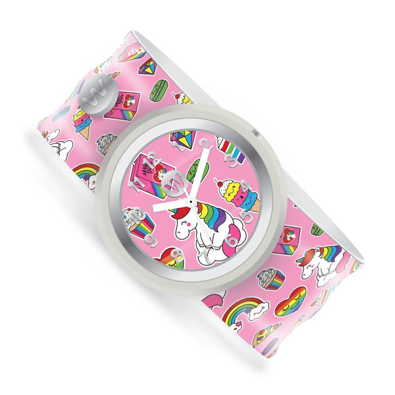 SLAP WATCH UNICORN