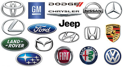 Works with all major car manufacturers