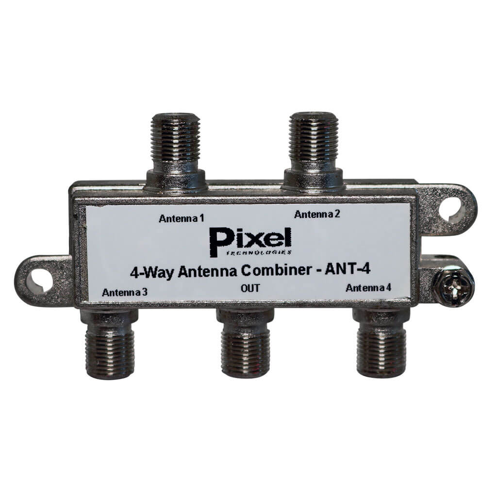 Pixel ANT-4 Four Antenna Signal Combiner