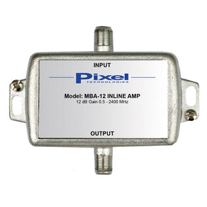 Pixel MBA-12 Multi Band Signal Inline Amplifier