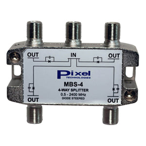 Pixel MBS-4 Multi Band Signal Splitter for use with the AFHD-4 Antenna