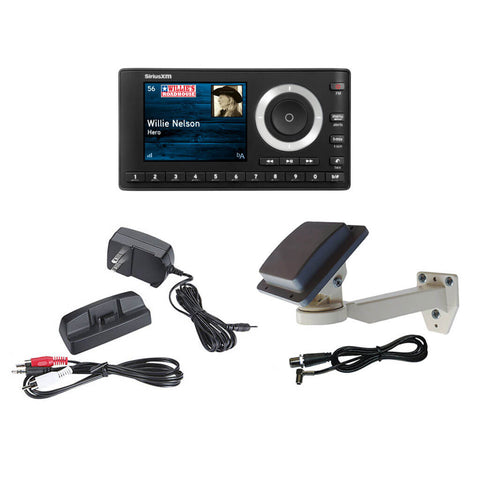 SiriusXM Radio Onyx Plus with PRO600 Antenna and Installation Kit