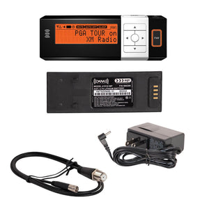 SiriusXM Radio Commercial Installation Field Test Kit with Rechargeable Battery
