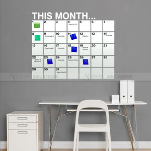 Get Things Done Calendar