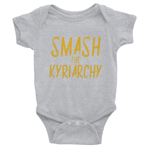 Babies Smash the Kyriarchy