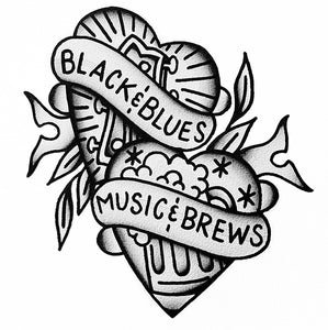 Black and Blues Music and Brews