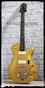 Knaggs Kenai - Goldtop with Bigsby #933