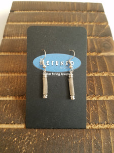 Retuned Coil Earrings