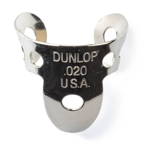 Dunlop Nickel Silver Finger and Thumbpicks
