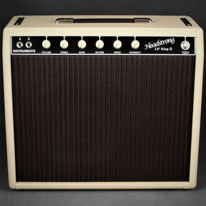 Headstrong Amplifiers Lil' King-S 1X12 Combo Amp - Ox Blood