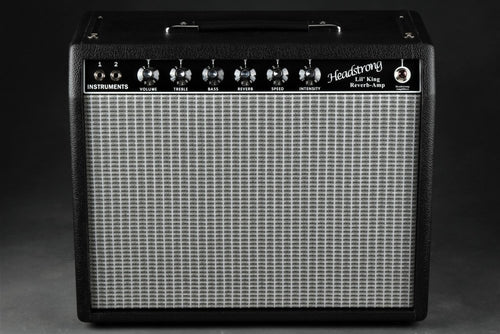 Headstrong Amplifiers Lil' King 1X12 Combo Amp - Black/Silver