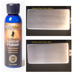 Music Nomad Premium Guitar Polish Pro Strength Formula - 4 fl. oz.