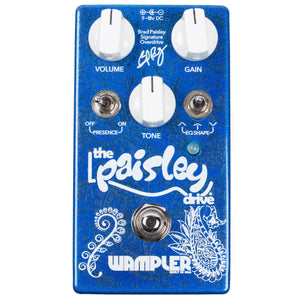 Wampler Paisley Drive Overdrive