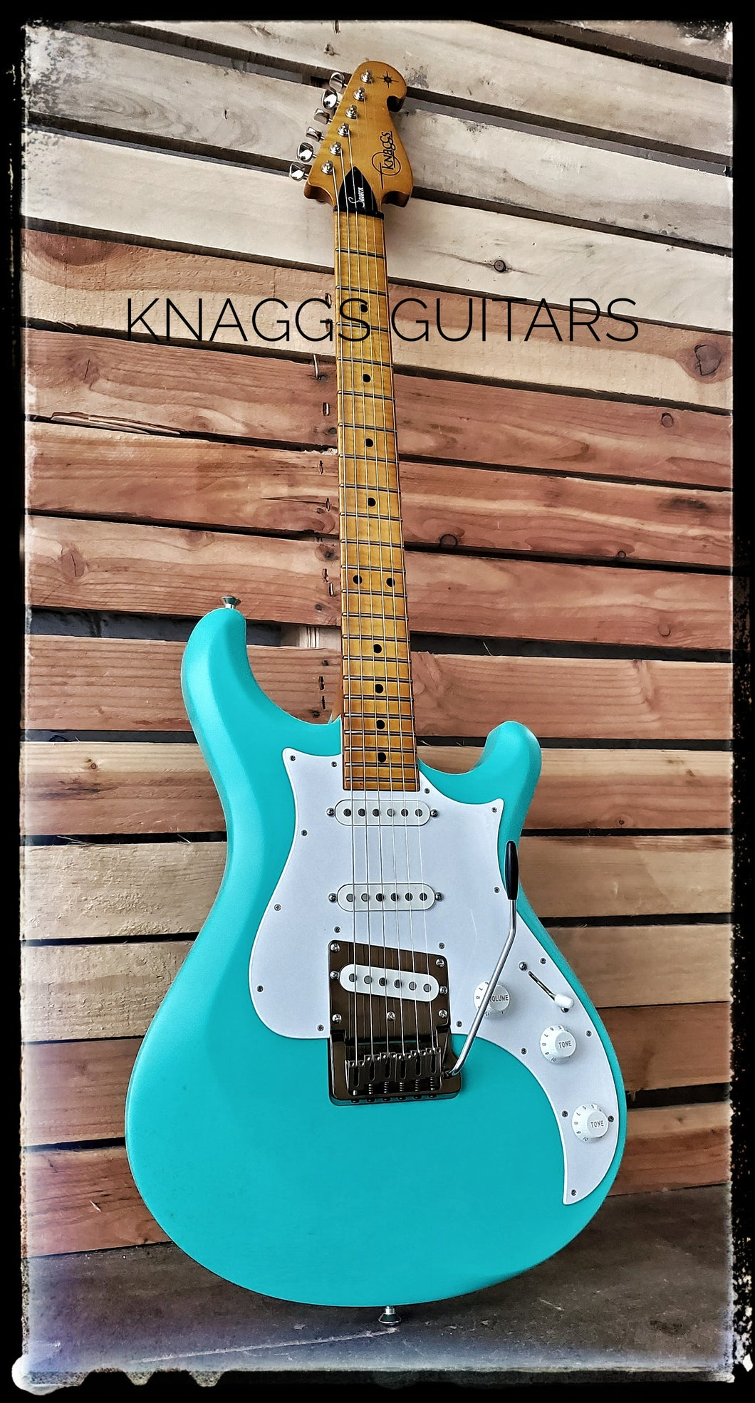 Knaggs Severn Trem SSS - Sea Foam Green #1053