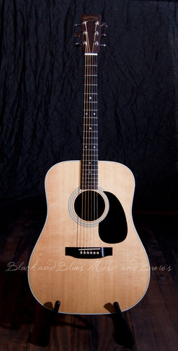 1982 Takamine F-360 Acoustic Guitar