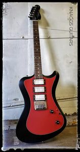 Knaggs Tuckahoe HHH - Blackout/Cardinal Red #37