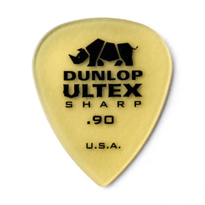 Dunlop Ultex Sharp Guitar Picks - Assorted