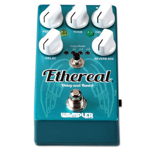 Wampler Ethereal Delay and Reverb
