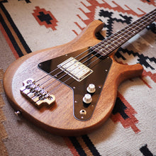 Load image into Gallery viewer, Serek Lincoln Bass - Mahogany