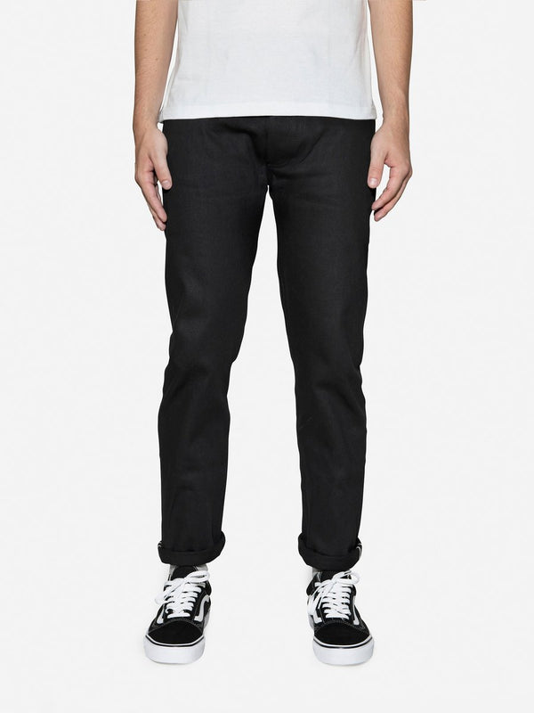 Classic Tapered - 3Sixteen Double Black Denim