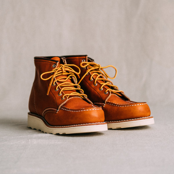 Red Wing 6 inch Moc 3375