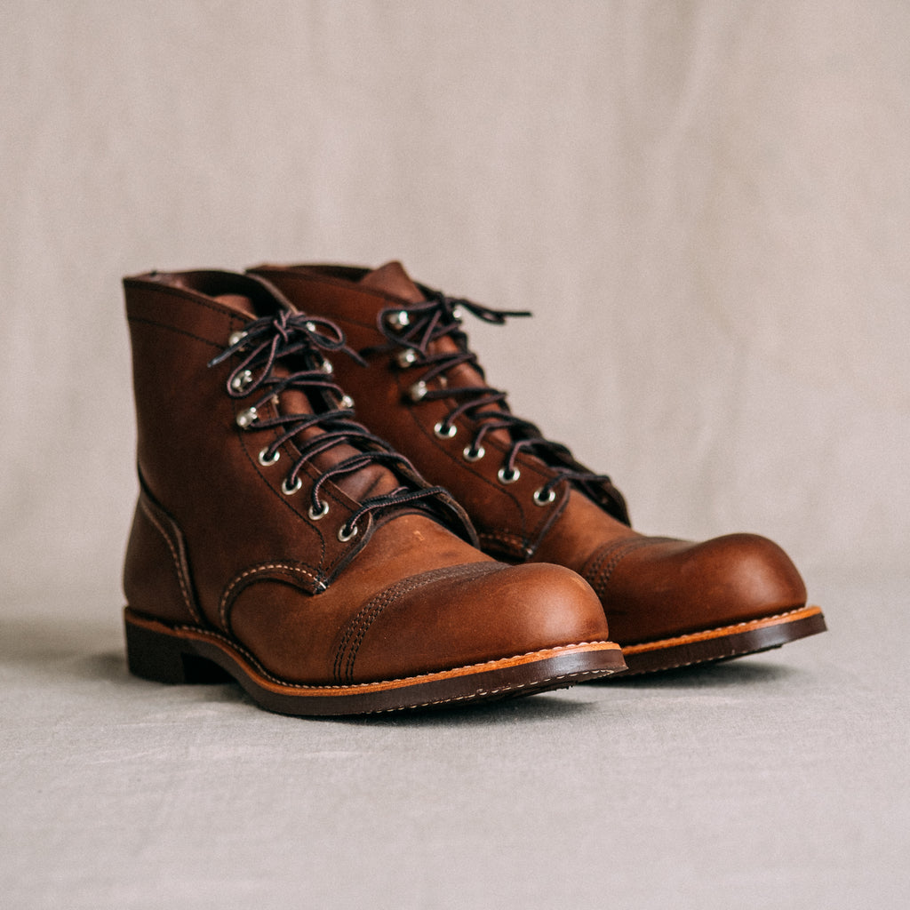 Red Wing Iron Ranger 3365