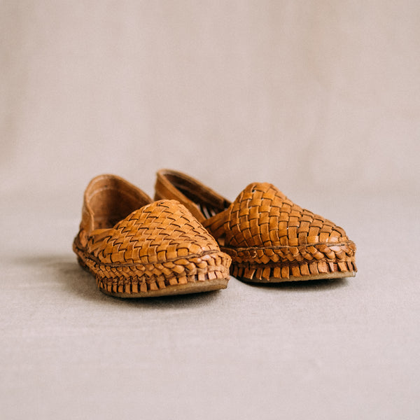 Mohinders Woven Flats