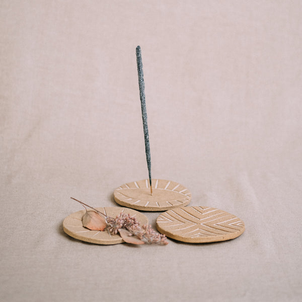 Easy To Breathe Incense Holder