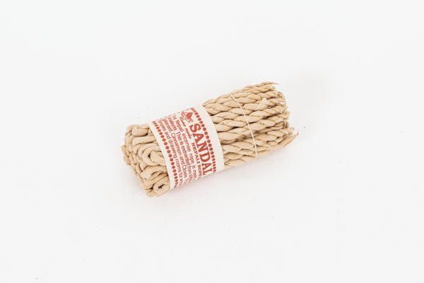 Tibetan Rope Incense - Sandalwood