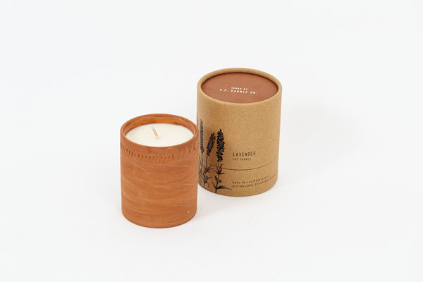 Terra Soy Candle