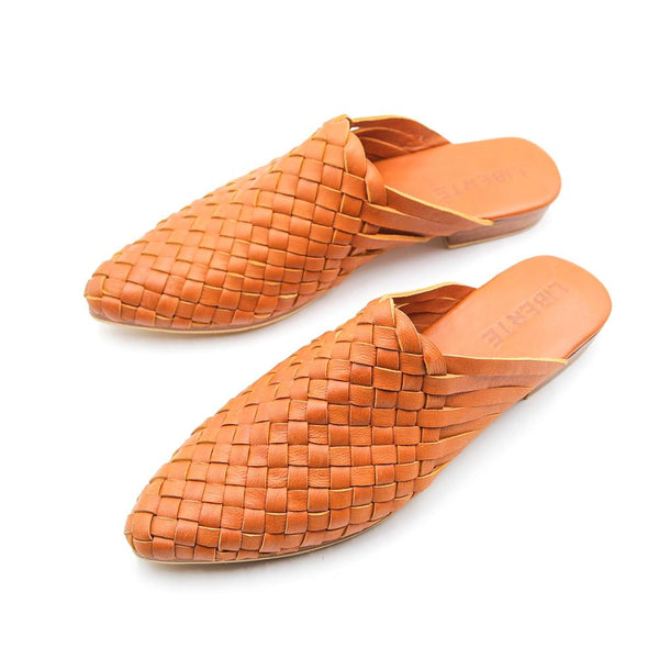 Liberte Shoes - Tan