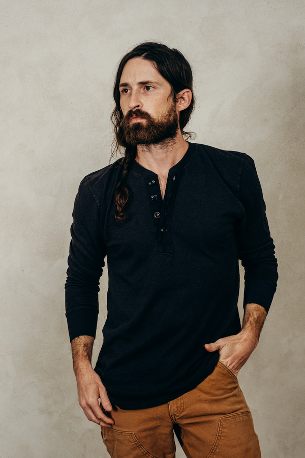 Jungmaven Mountain Henley