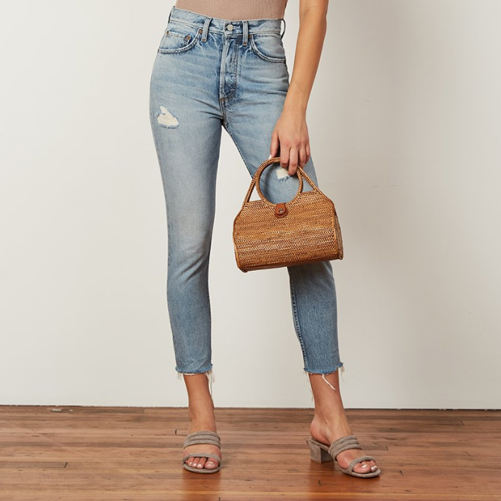 Billy High-Rise Skinny Jean
