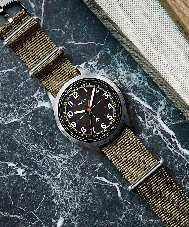 Timex x Todd Snyder Military