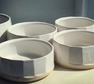 Slow Studio Ceramic Bowls Set of 2