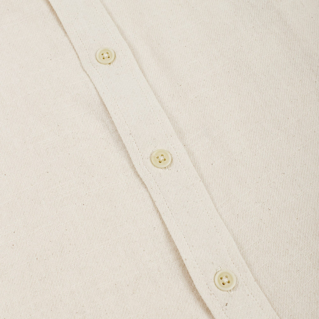 Natural Slub Twill
